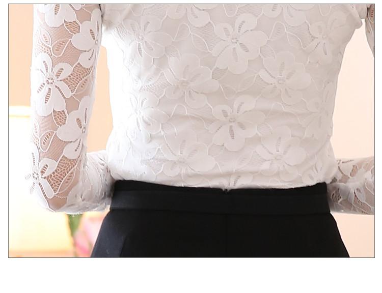 lace blouse 536