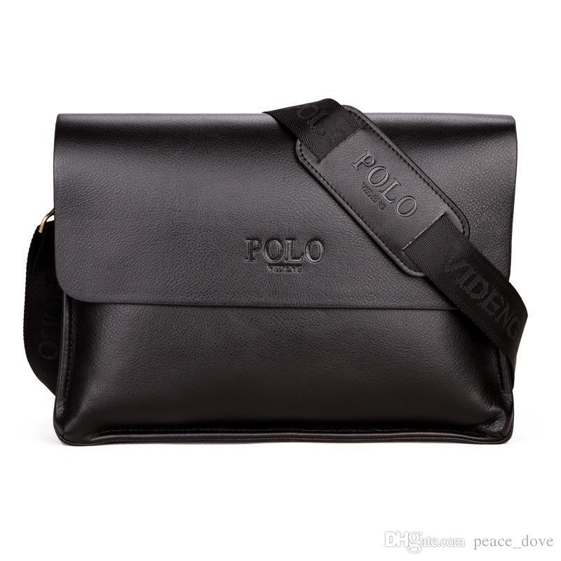 Designer italienischen Herren Schultertasche Mann-echtes Leder-Aktenkoffer Männer Handtasche Bolsas Messenger Bag Männer Brautkleid Umhängetasche Tasche
