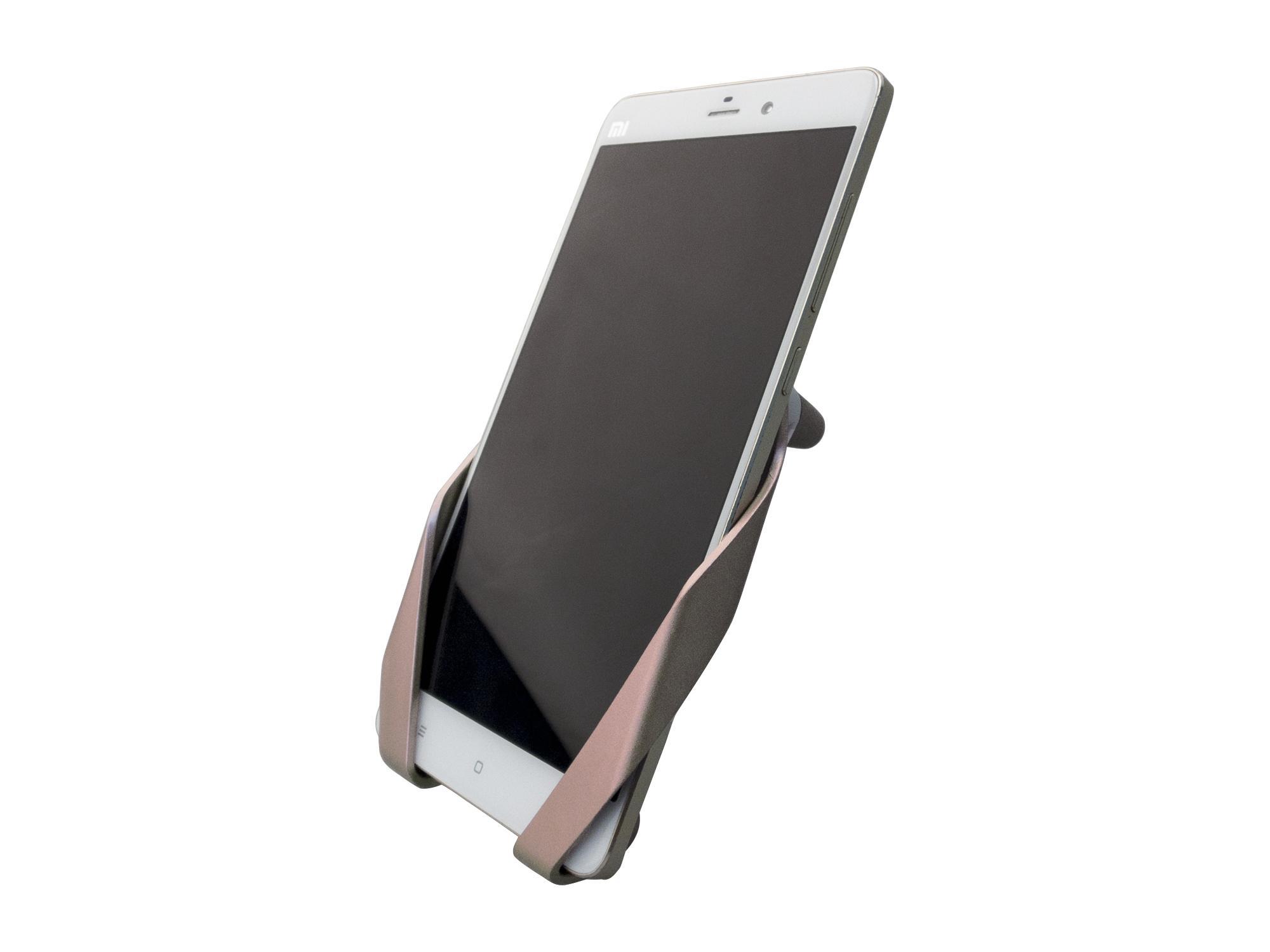 tous les téléphones Marque compatible et oui chargeur ventouse voiture support de téléphone support de ventilation ventilateur de montage pour iPhone6 7Plus Samsung HTC avec la boîte de détail