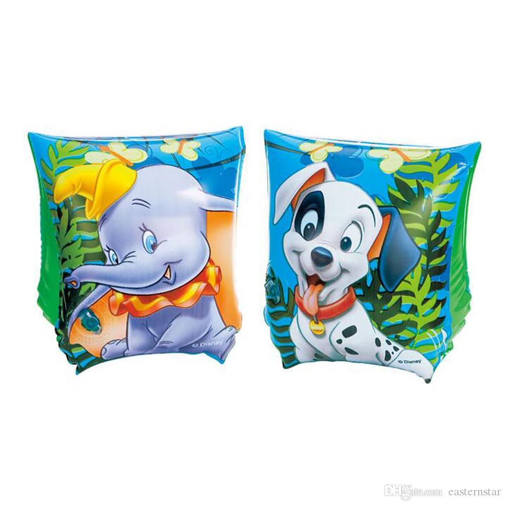 Nadmuchiwane Pływanie Zespoły Cartoon Floatation Rękawy Pływanie Pływaki Dla Dzieci Dziecko Lato Outdoors Pnity