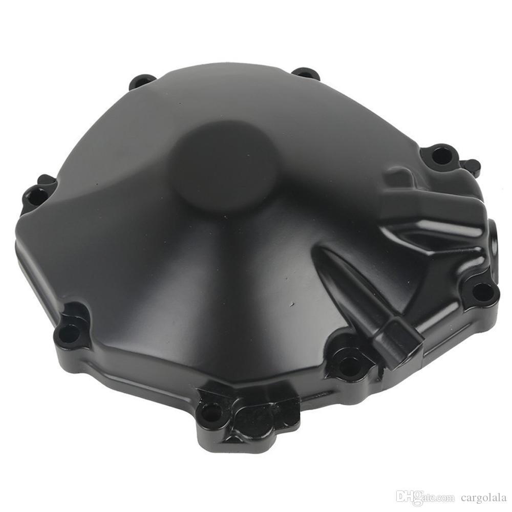 Черный Двигатель мотоцикла картер Статор Обложка для Suzuki GSXR1000 2009-2014