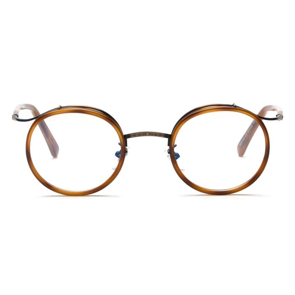 الجملة- tr90 التفاف النظارات 2016 خمر الرجعية عادي النساء الرجال الكمبيوتر نظارات قصر النظر النظارات الإطار البصرية ماركة تصميم oculos