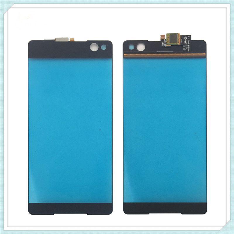Oryginalny Nowy Ekran dotykowy dla Sony Xperia C5 Ultra E5506 E5533 E5563 Dotykowy panel Czujnik Digitizer Wymiana Szkła Szkła Darmowa Wysyłka