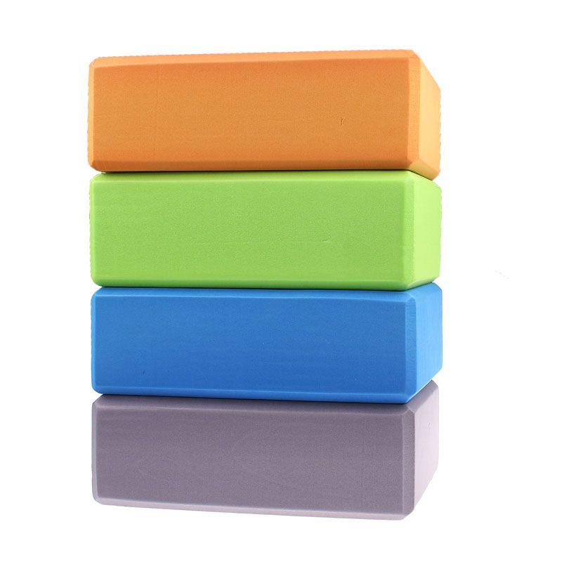 Al por mayor-4 colores lavables de alta densidad del punto flotante gimnasio ejercicios de gimnasia no tóxicos EVA de espuma ultra liviana Dec12