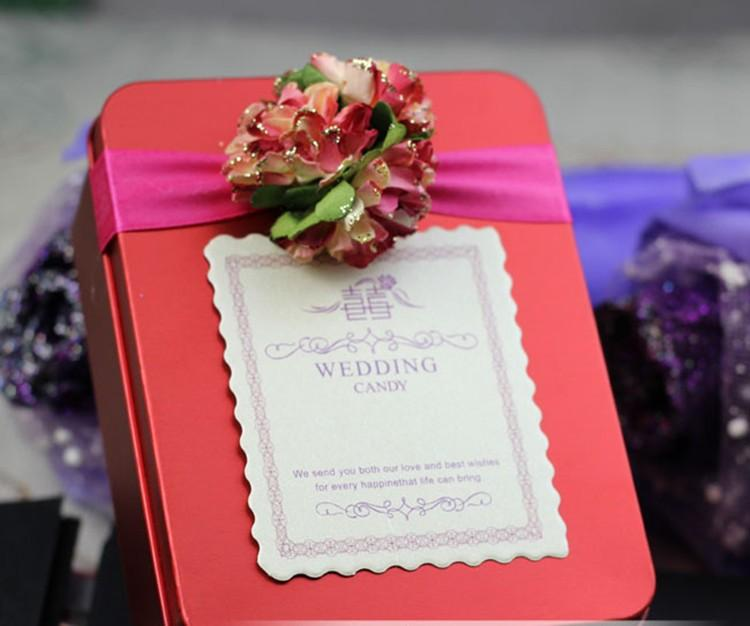Artificial Paper Bouquet flower for Wedding Decor Candy Box Flowers Accessories for Table Centerpieces 144pcspack (2)