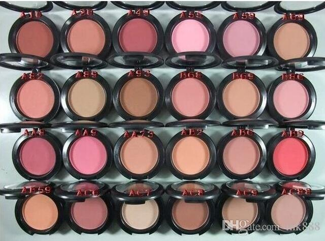 FREE SHIPPING good quality Lowest Best-Selling NEW 24 different colors blush & gift