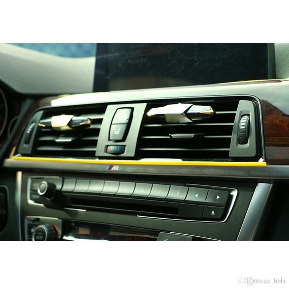 Viola 5M Car Trim Strip Linea Auto Interni Modanature Decorazione Universale Modanature Interna Dellautomobile Con Attrezzo Di Montaggio