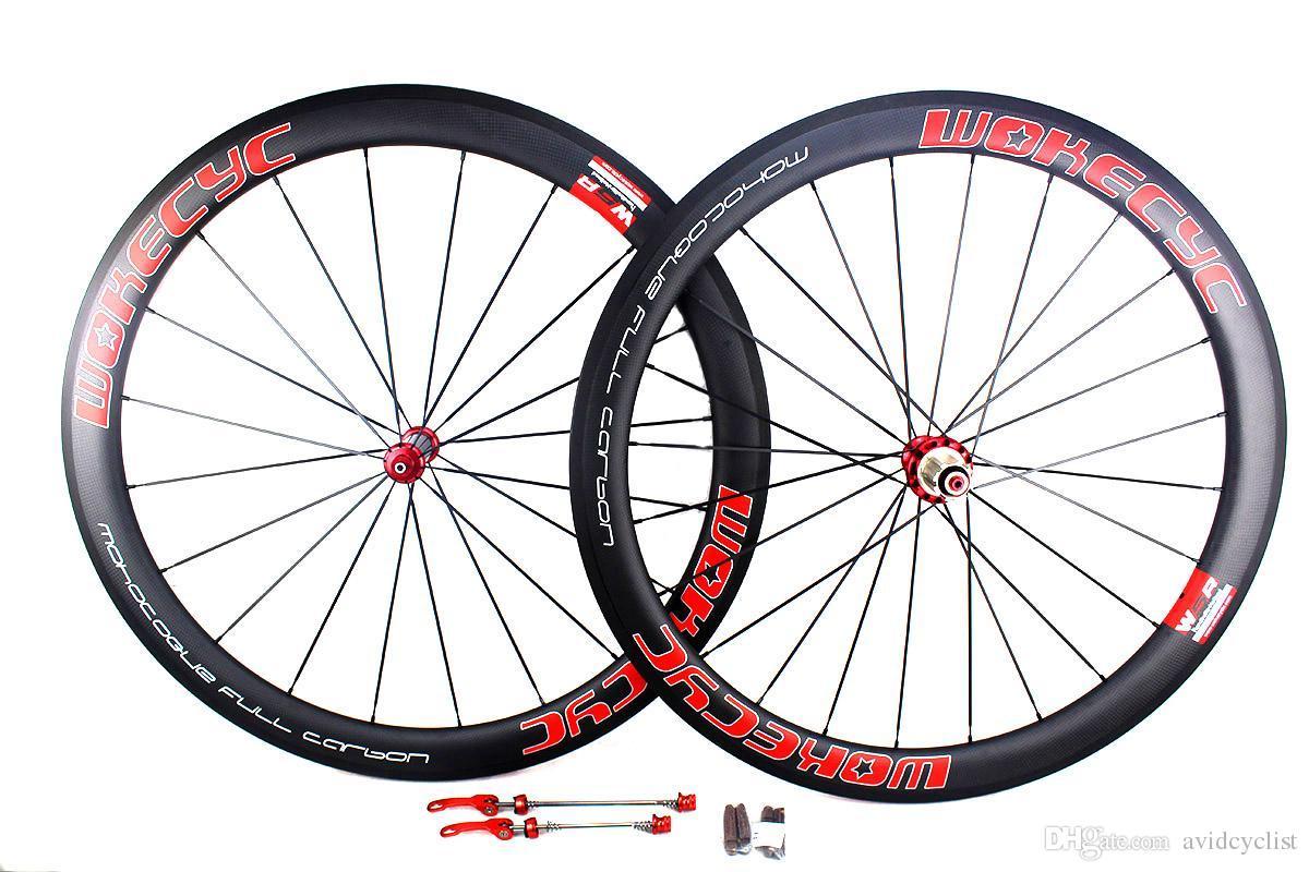 Powerway R36 hubs carbon fiber bike road wheels 50mm 700C basalt brake surface clincher tubular road bicycle racing wheelset rim width 25mm