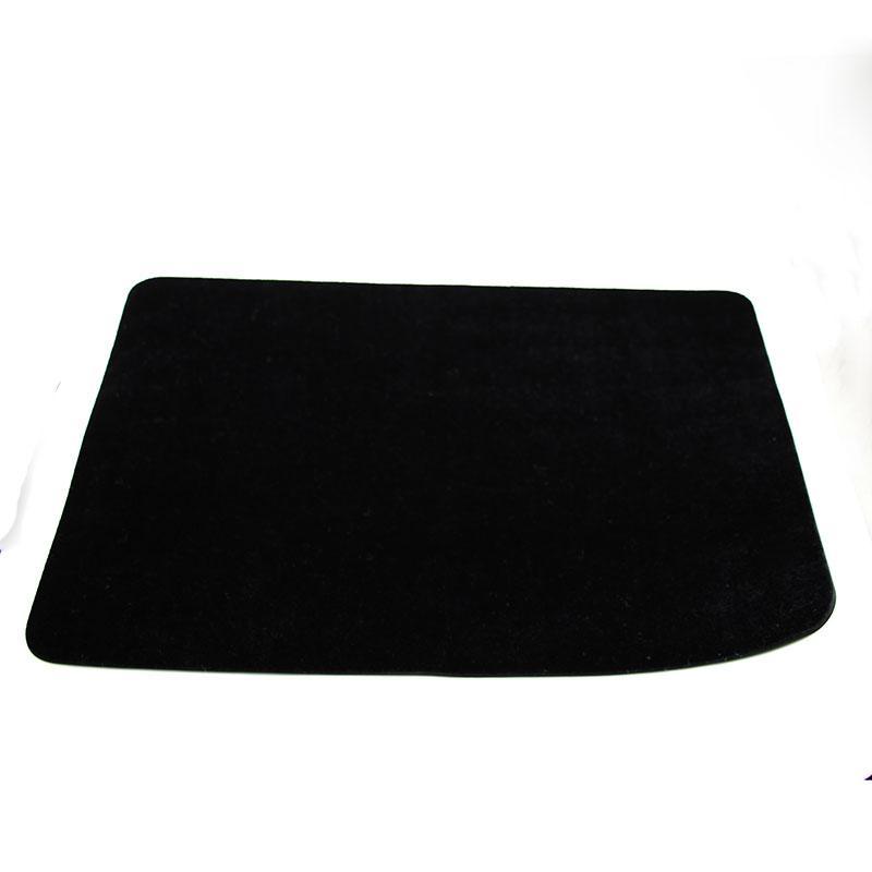41.5 * 32 cm Negro de alta calidad cubierta de la tarjeta profesional estera de cerca trucos de magia Pad For Poker Coin prop ilusión magia juguete