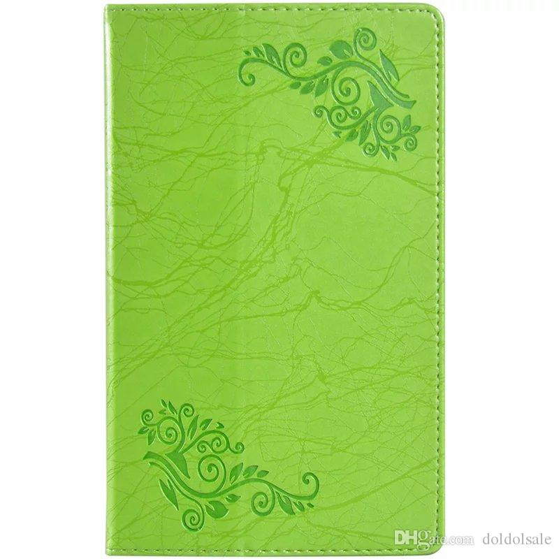 Luxury Print Flower PU Leather Case Cover for Lenovo Tab3 8 Plus P8 8.0 TB-8703F TB-8703N Tablet + Clear Screen Protector Film