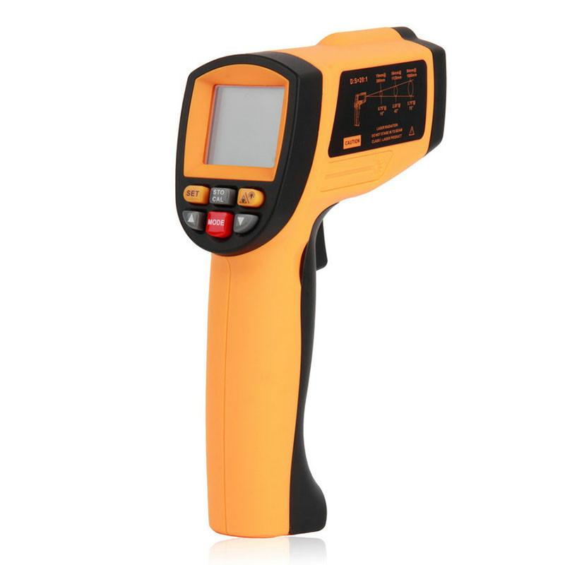Infrared thermometer GM1150 (5)