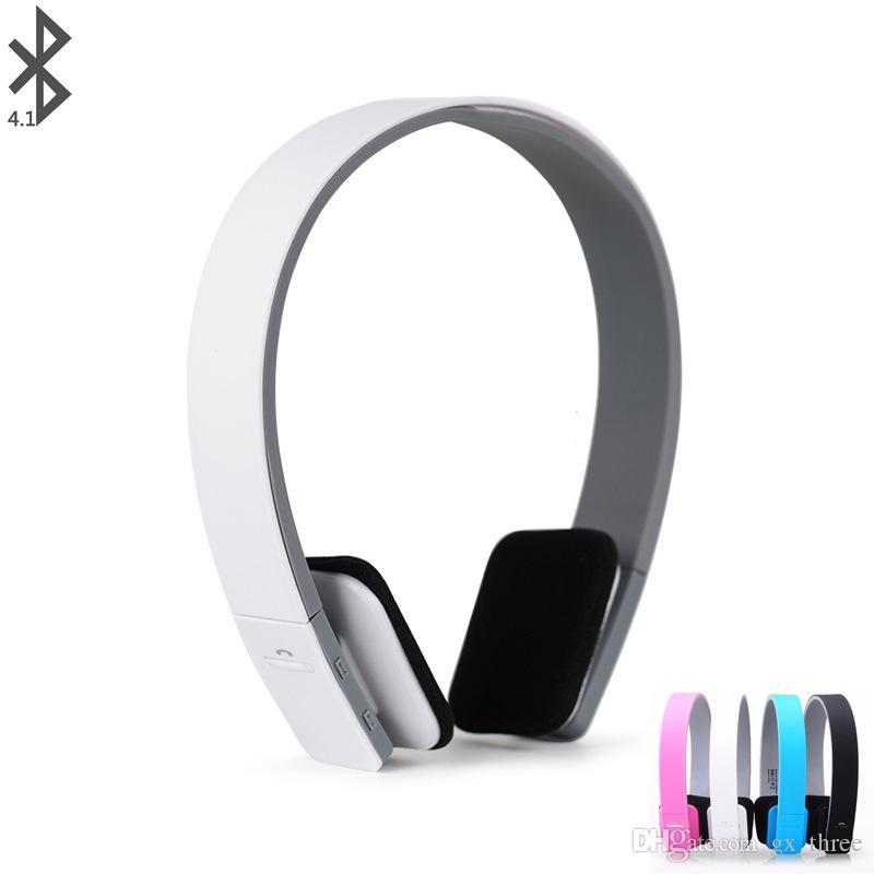 White Colour Wireless Bluetooth V4 1 Music Headset Mini Sport Stereo Earphone Handfree Headphone For Phone Iphone Samsung Xiaomi Bluetooth Earbuds For Cell Phones Cell Phone Bluetooth Earbuds From Gx Three 14 88 Dhgate Com
