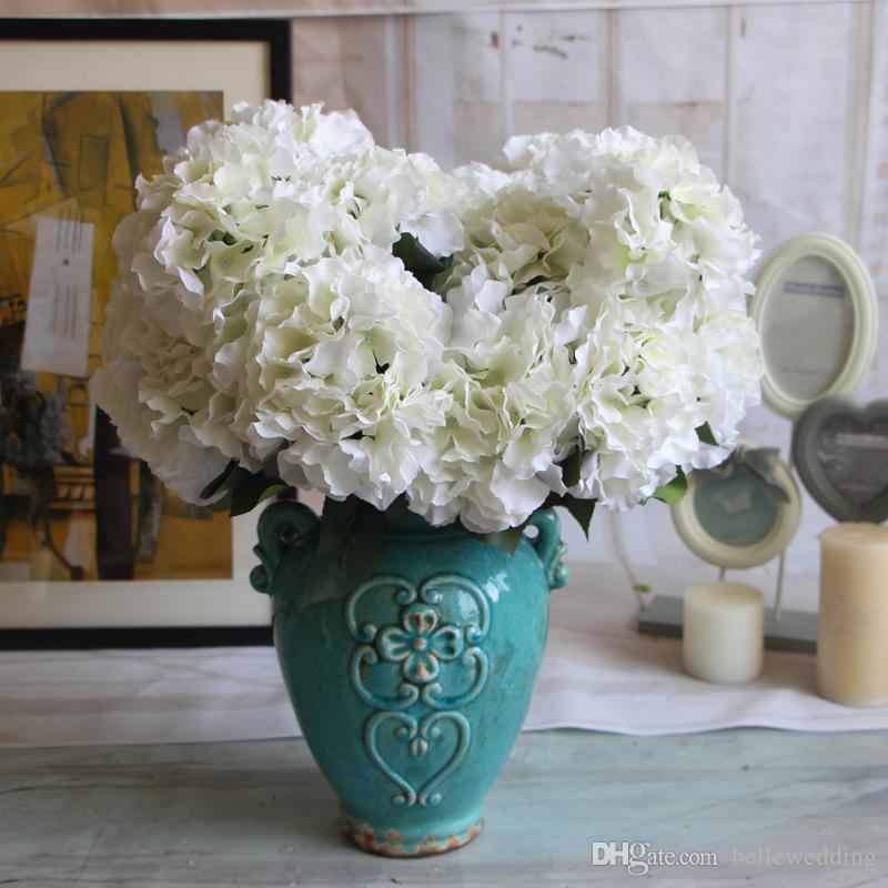 Silk Artificial Flowers For Weddings Decorations DIY ...
