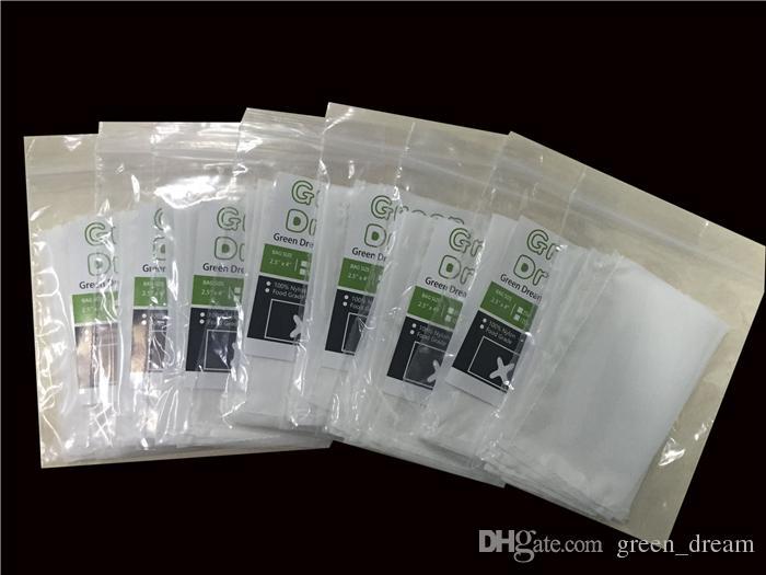 100% цена цена нейлон 1,75 х дюйма 90 с микронным прессом розин фильтр сетки пищи 4 идеальные сумки QWSRS