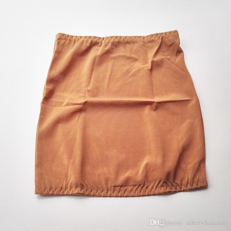 Tummy Trimmer Body Shaper Waist Slimming Belt Osynlig Underkläder 50st / Lot Gratis frakt