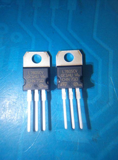 15V ST L7815 L7815CV TO220 10x Regulateurs de Tension