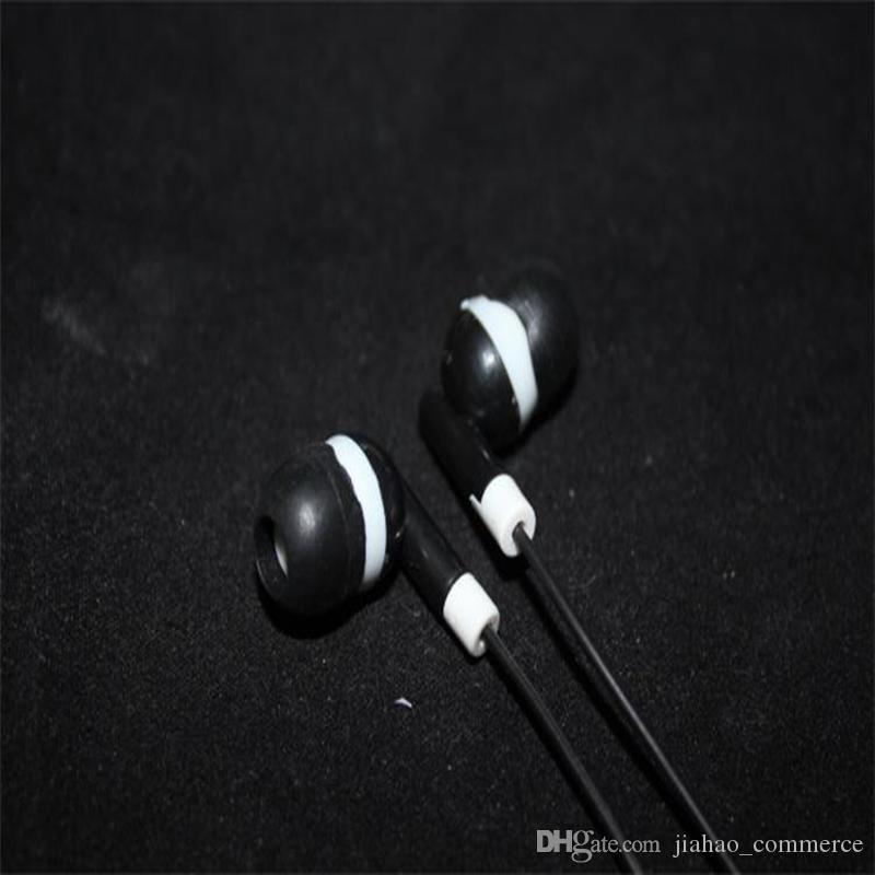 2000 PZ 3.5mm In ear cuffie auricolare auricolare cuffia per PC Laptop MP3 MP4 DHL FEDEX gratuito (dy)