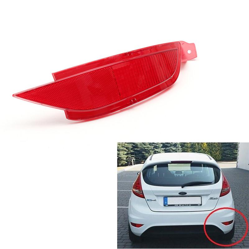 Rear Bumper Ford Fiesta 2012 Ccn