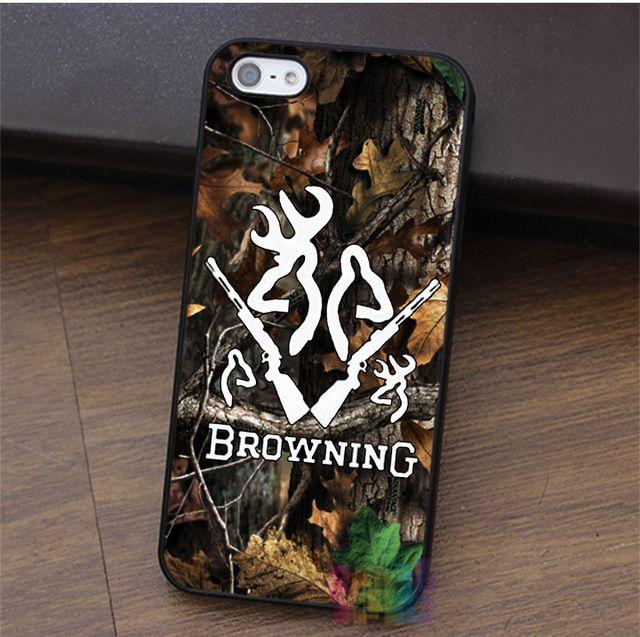 Étui Pour Téléphone Cellulaire Browning Wood Camo Fashion Pour Iphone 4 4s 5 5s 5c SE 6 6s 6 Plus 6s Plus 7 7 Plus # LI0491 Proposé Par Ginazsl, 6,73 ...