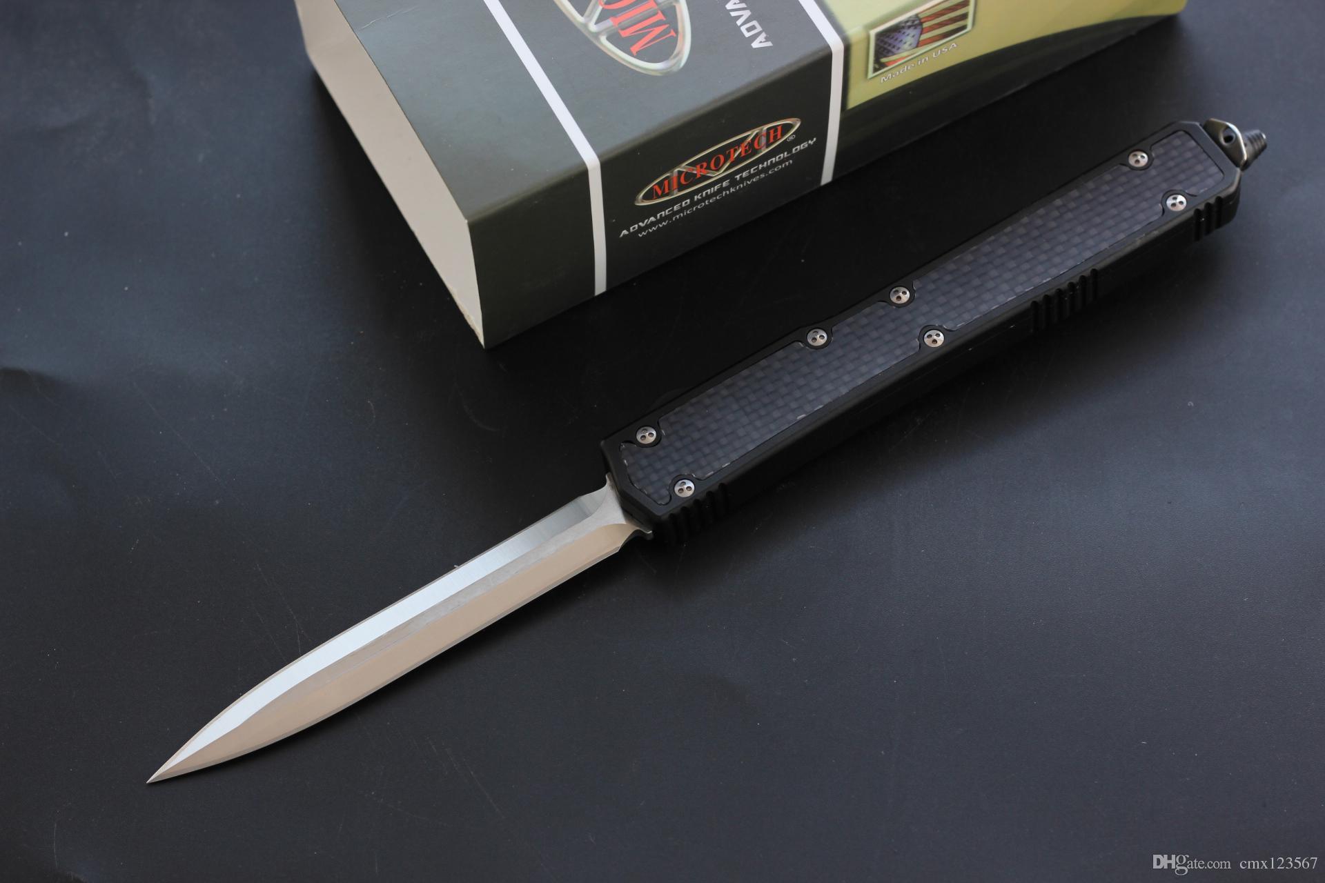 1 Adet Örnek MIKER II 106-1 Makora Kutsal Karınca II Oto Taktik Bıçak D2 Blade Karbon Fiber Kolu Avcılık Katlanır Cep Survival Bıçak