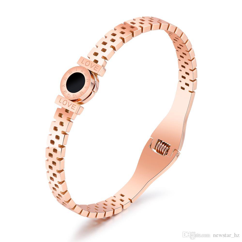 10 Rose Gold Bangle Bracelets Adjustable Stainless Steel Bulk Jewelry Making