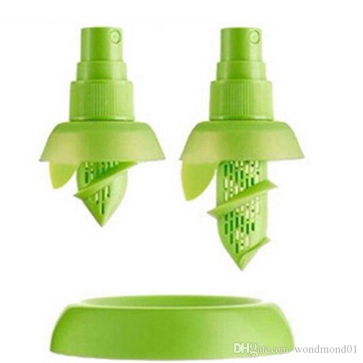 Best Quality Kitchen Cooking Tools Gadgets Lemon Sprayer Fruit Juice ...