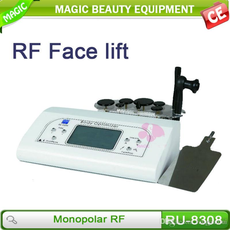 RU8308A Professional radio frequency device for home use Monopole Radio Frequency Equipment Monopolar RF face lift machine