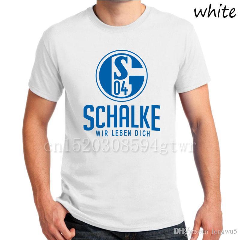 FC Schalke 04 T-Shirt Schalke 3D