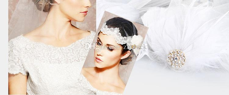 Cheap Red Rose Headpiece Wedding Accessories Special Occasion Hair