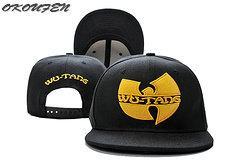 Al por mayor- Moda WU TANG Gorras de béisbol Nuevo WU-TANG Hombres Snapback bordado Hip-Hop Sombreros ajustables Mujeres Casquette Snap Volver al por mayor