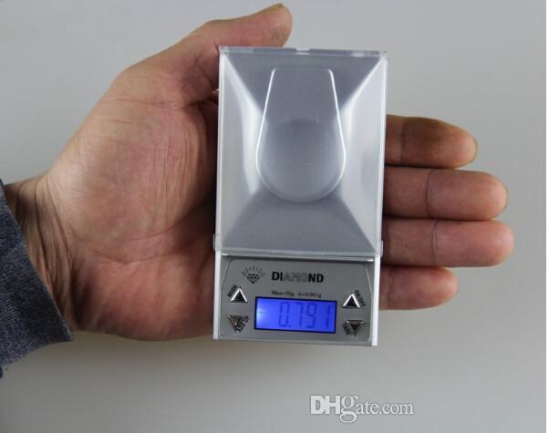 50g 20g 10g x 0,001 g Lab Analytical jóias com diamantes Escala de Equilíbrio eletrônico de precisão digital