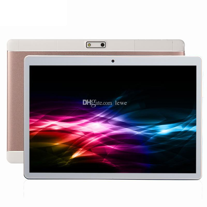 Brand New Tablet PC Android 5.1 IPS 10.1inch 1920P 8MP 2MP camera MT6592 4GB Ram 64GB Rom tablet pc 3g 4g android phone DHL free shipping