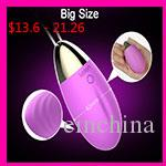 Wireless Remote Controll Bullet Vibrator Clitoris USB Rechargeable Waterproof G Spot Vibration Egg