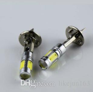Kundenspezifisches Auto führte Lichter 12v H1 7.5w hohe Leistung, die für Auto-Nebelscheinwerfer-Nebellampen-Ersatzbirne geführt wurden
