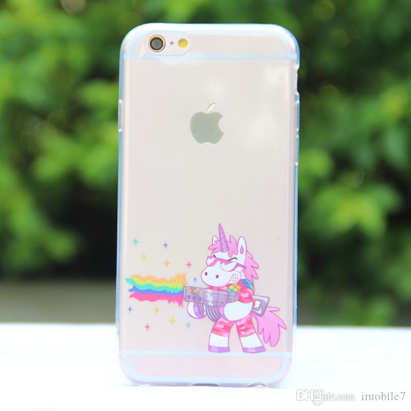 Are Amazing Unicorn Case iPhone 6/6S