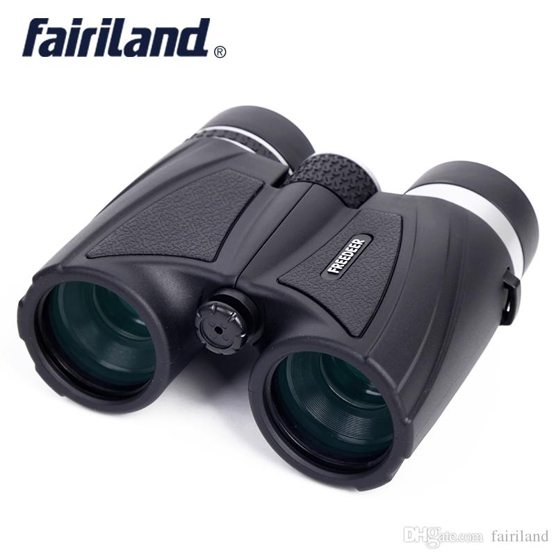 Ultra Wide angel HD5X40 roof prism binoculars telescope BAK4 glass 5X magnification waterproof hunting optical outdoor sports eyepiece