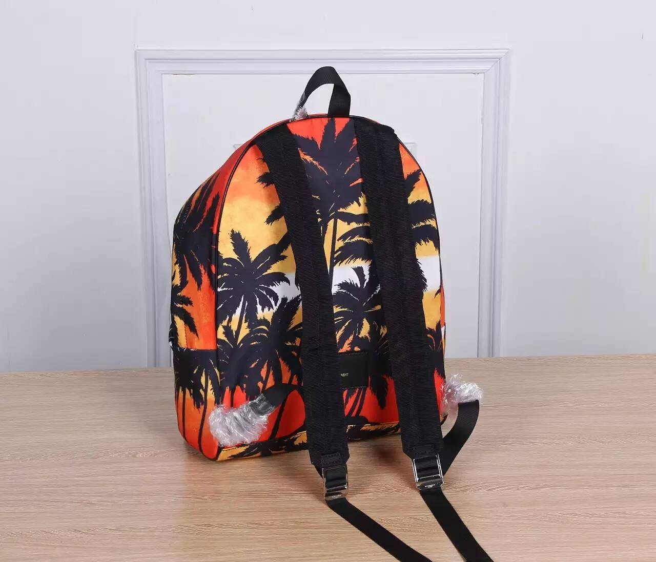 ... Stylish Coconut Tree Custom Printed Luxury Backpacks for Men Print Rucksack Travel Pack Laptop Bagpack Backbag ... & Stylish Coconut Tree Custom Printed Luxury Backpacks For Men Print ...
