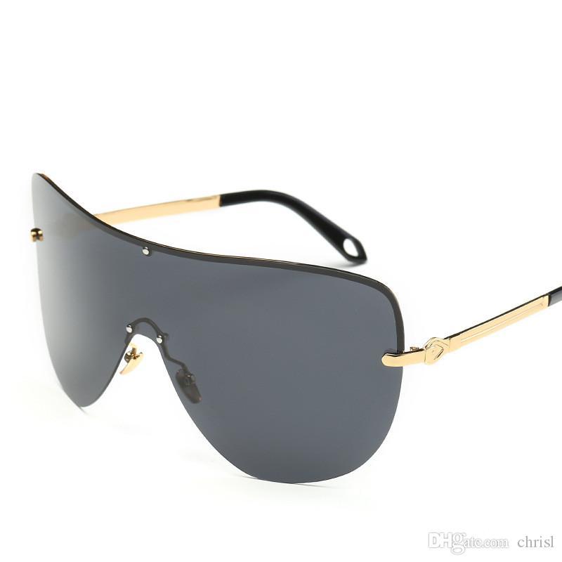 Donne grandi occhiali da sole polarizzati occhiali da sole uomini classici uv400 stelle super grande sole occhiali da sole da sole occhiali da sole goggles frame telaio all'aperto indossare jcbsi