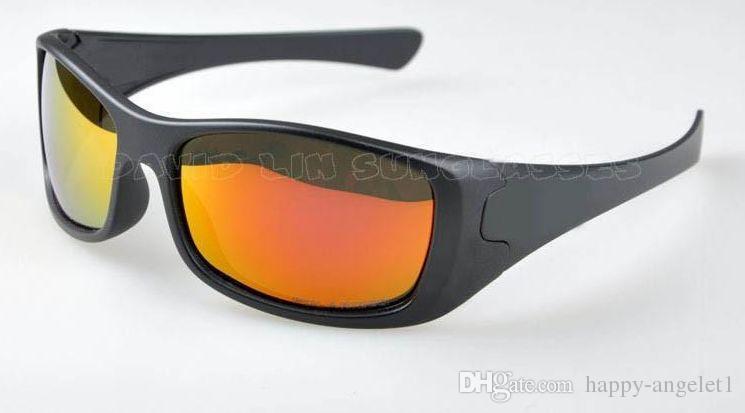 Новое поступление высокое качество мужские спортивные солнцезащитные очки бренд дизайнер Hijinxs солнцезащитные очки поляризованные линзы с пакетом
