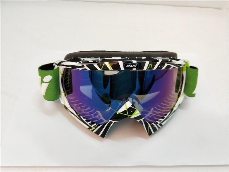 المبيعات الساخنة الترابية دراجة نارية حملق نظارات موتوكروس نظارات unv الاستقطاب دراجة نارية نظارات سباق واقية قناع الدراجات للرياضة الطريق
