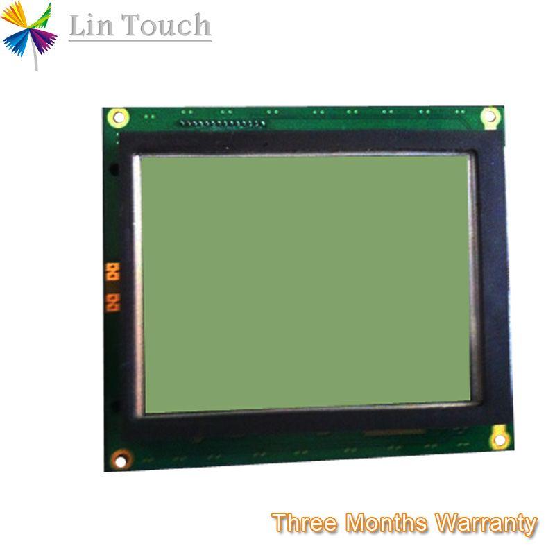 NOVO MOD01490 CH530 HMI PLC monitor LCD industrial Output dispositivos de exibição Liquid Crystal Display usado para reparar LCD
