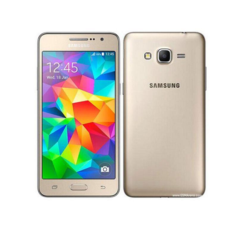"Original Samsung Galaxy Grand Prime G531h G531F Unlocked Cell Phone Quad core Dual Sim 5.0 ""Inch 3G phone Refurbished"