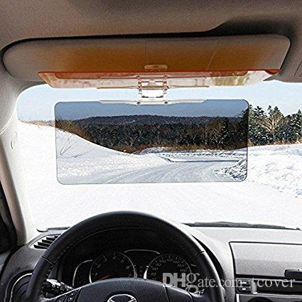 Sun Blocker For Car >> Zookoto Car Sun Visor Extender Hd Uv Anti Uv Anti Glare Car Sun Visor Flip Down Shield Day Night Vision Sunshades For Car Window Sunshades For Cars