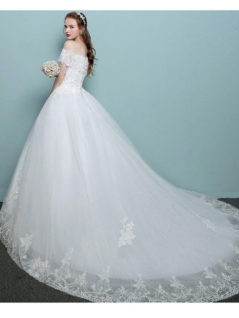 Vestido De Novia Vintage Lace Wedding Dresses 2017 Boat Neck ...