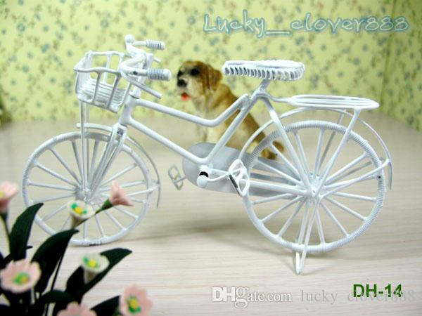 Dolls House = realizzato a mano piccola scala bicicletta