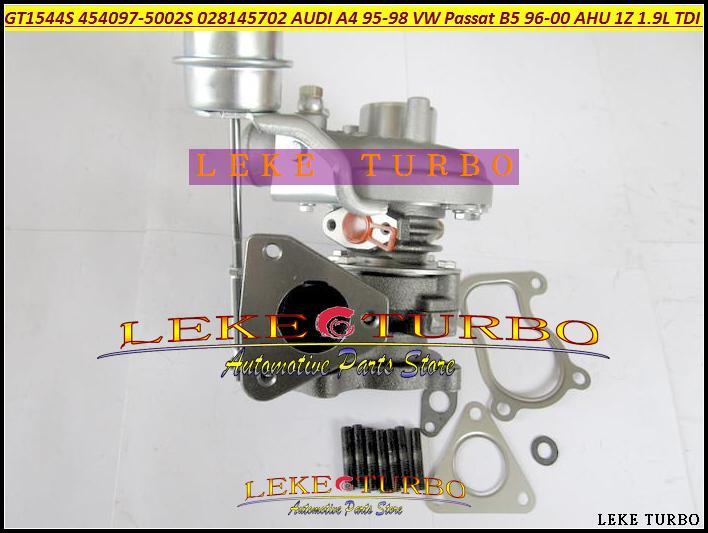 GT1544S 454097 454097-0001 454097-0002 028145702 Turbo Für AUDI A4 1995-98 Für Volkswagen VW Passat B5 1996-00 1Z AHU 1.9L TDI