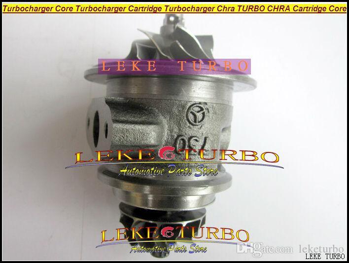 Turbo Cartridge CHRA TD03 49131-05210 Turbocompresor para Ford C-MAX Fiesta 6 HHJA 1.6L Jumper para Peugeot Boxer 3 4HV PSA 2.2L HDI
