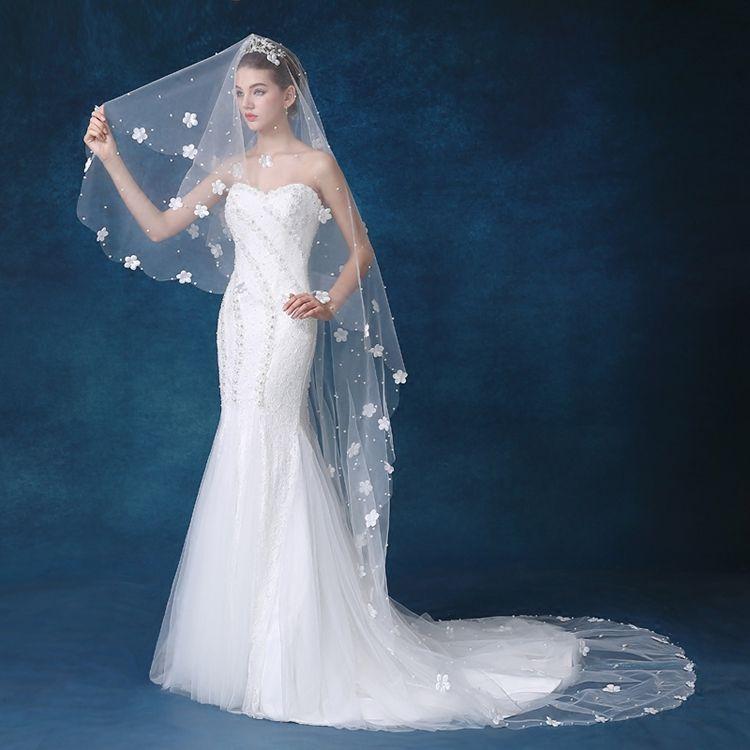 Simple Wedding Dress With Veil 54 Off Newriversidehotel Com