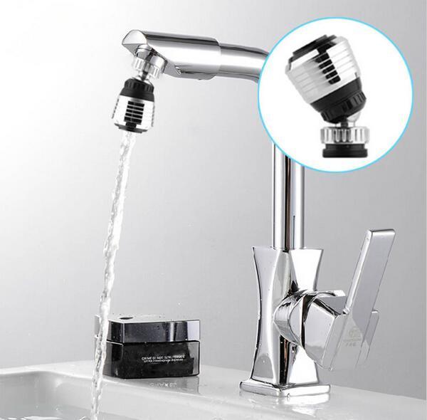 الجملة-360 تدوير قطب صنبور فوهة تصفية محول توفير المياه صنبور مهوية الناشر جودة عالية اكسسوارات المطبخ
