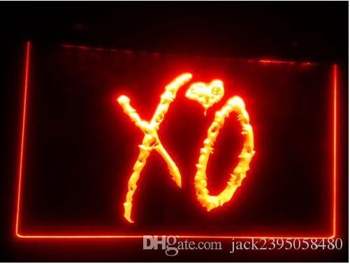B-263 XO пивной бар паб-клуб 3d знаки LED неоновый свет знак пещера человека